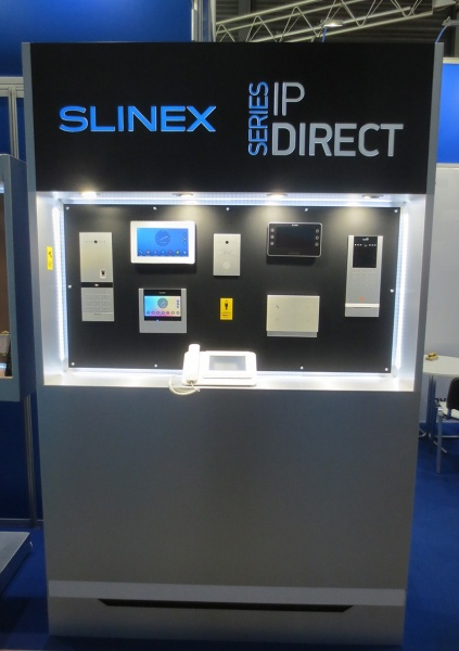 Slinex на выставке Безпека 2016